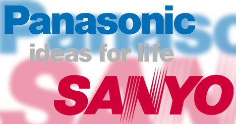Panasonic will mit Sanyo fusionieren