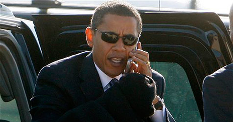 Obamas Handyrechnungen beschnüffelt