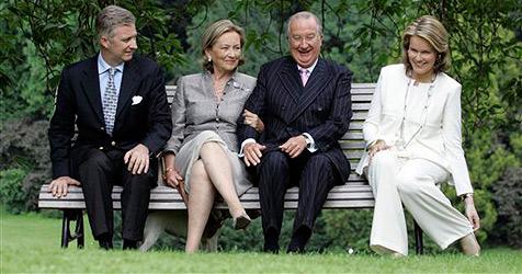 Gehaltserhöhung für belgische Königsfamilie