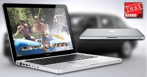 Apples neues MacBook im Test (Bild: Apple, AP)