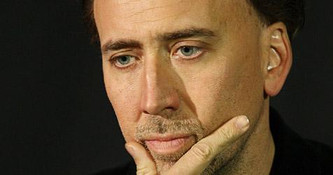 Nicolas Cage dreht Film auf Burg Kreuzenstein (Bild: APA/Neumayr/MMV)