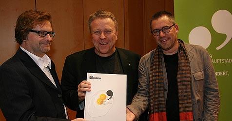 """""""Das Programm"""" ist da - 220 Projekte (Bild: Horst Einöder)"""