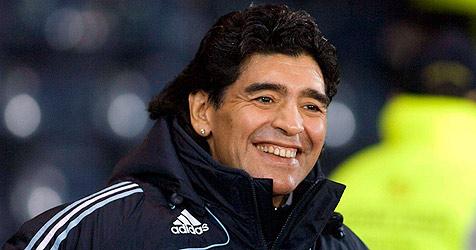 Tochter von Maradona brachte Kind zur Welt