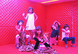 Kids können in Babydisco abtanzen (Bild: Palais de Tokyo)