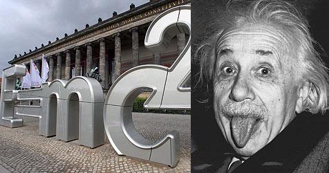 Supercomputer liefern Beweis für Einstein-Formel (Bild: EPA/dpa)