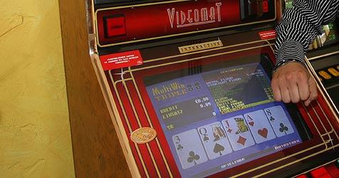 Glücksspieler haben Pech - Automaten-Steuer kommt (Bild: Horst Einöder)