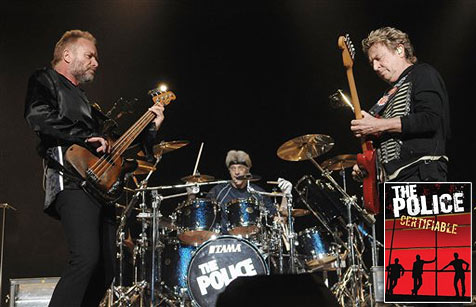 "The Police - ""Certifiable: Live in Buenos Aires"""