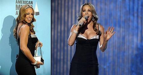 DeGeneres überführt Carey mit Champagner-Test