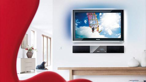 Philips will 2010 mit Fernsehern wieder Geld verdienen (Bild: Philips)
