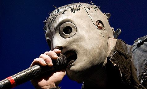 Die Maskenmänner von Slipknot zu Gast in Wien (Bild: Andreas Graf)