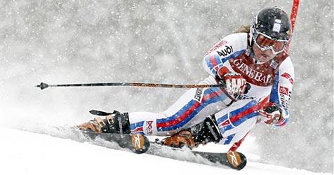 Erster Weltcup-Sieg für Französin Tessa Worley