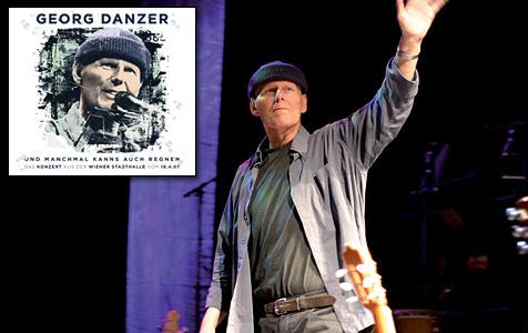 """Danzer live: """"Und manchmal kann""""s auch regnen"""""""
