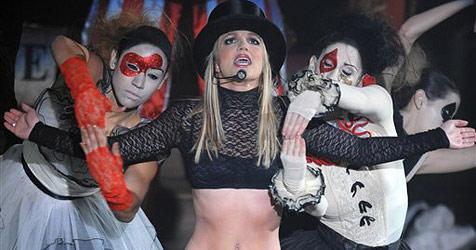 """Britney stinksauer nach Berichten über """"Katastrophen-Gig"""""""