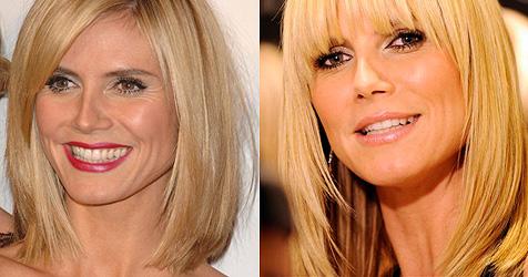 Heidi Klum überrascht mit neuer Frisur