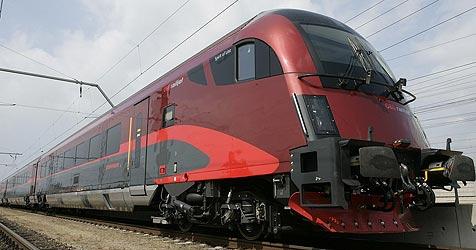 Westbahn-Ausbau kostet 60.200 Euro pro Meter (Bild: ÖBB)