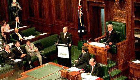 Australien will Alkotests für Abgeordnete einführen