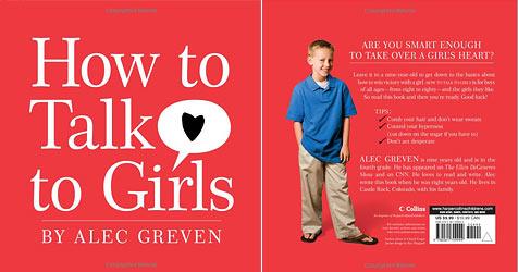 Liebesratgeber eines Neunjährigen wird Bestseller
