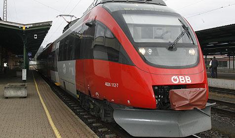 SP fordert erneut mehr Landesgeld für Bahnverkehr (Bild: Klaus Kreuzer)