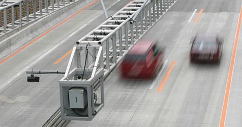 Innkreisautobahn wird ab Dezember videoüberwacht (Bild: Jürgen Radspieler)