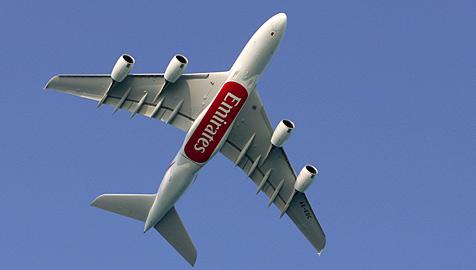 Piloten kritisieren: Megajumbo zu leise