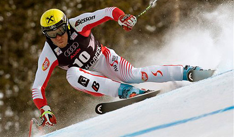 Svindal gewinnt Super-G in Beaver Creek