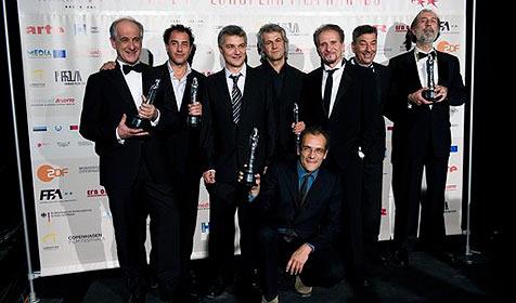 """""""Gomorrha"""" räumt bei Europäischen Filmpreisen ab (Bild: AP)"""