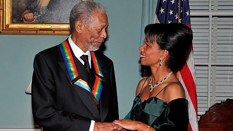 """Kennedy-Preis für """"US-Präsident"""" Freeman"""