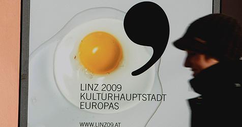 Halbzeit - positive Tourismusbilanz für Linz09 (Bild: APA/Rubra)