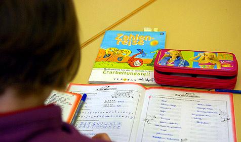 Wenn Schüler für den Lehrer arbeiten müssen (Bild: APA-FOTO: BARBARA GINDL)