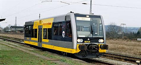 Zug fast 40 Kilometer führerlos unterwegs (Bild: Burgenlandbahn.de)
