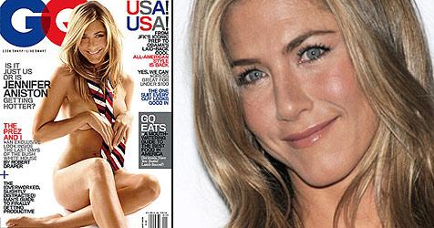 Jennifer Aniston schöner denn je!