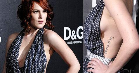 """Bruce Willis"""" Tochter Rumer zeigt sich sexy wie nie"""