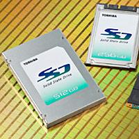 Flash-Festplatte mit halbem Terabyte von Toshiba (Bild: Toshiba)