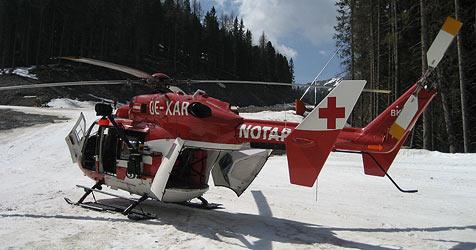 72-jähriger Bergwanderer schwer verletzt (Bild: Rotes Kreuz)