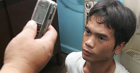 Mit Handy-Kameras auf Verbrecherjagd