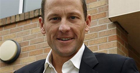 Lance Armstrong wird wieder Vater