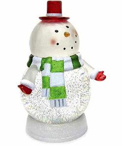 Schneekugeln können Vorhänge in Brand setzen (Bild: U.S. Consumer Product Safety Commission)