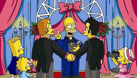 Vatikan erklärt Homer Simpson für katholisch