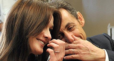 "Brunis Mutter nennt Sarkozy ""Zigeuner"""