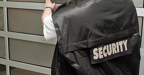 Gemeinderat setzt auf Hilfe von Security-Firma (Bild: ANDI SCHIEL)