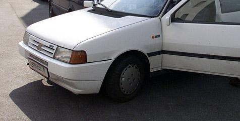 Kroate stiehlt für seine Spritztouren 30 Fiat Uno (Bild: Uta Rojsek-Wiedergut)