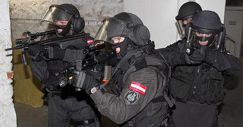 Polizei fasst gefährliches Einbrecher-Trio (Bild: Andi Schiel)