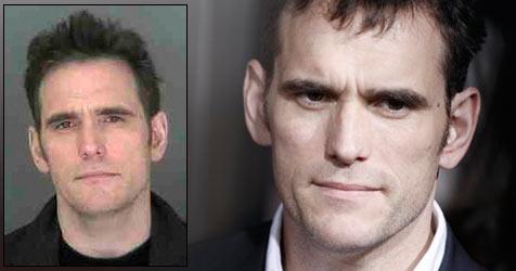 Matt Dillon wegen Rasens festgenommen