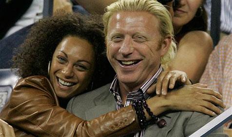 Boris Becker und Lilly sind wieder ein Paar