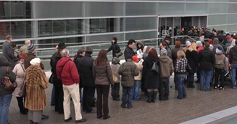 Neues AEC lockte über 10.000 Besucher (Bild: Chris Koller)