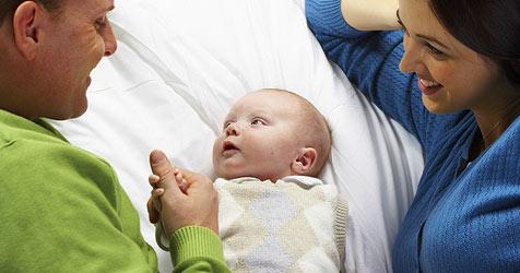 So verständigen sich Babys ohne Worte (Bild: © [2009] JupiterImages Corporation)