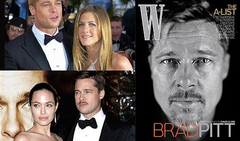 """Brad Pitt dementiert """"dreckige Affäre"""""""