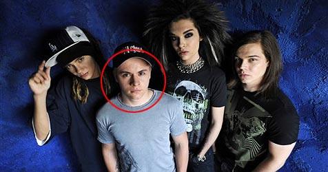 Not-Operation bei Schlagzeuger von Tokio Hotel