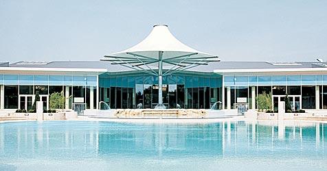 Therme Laa schwimmt weiter auf Erfolgswelle (Bild: Therme Laa - Hotel & Spa/Harald Eisenberger)