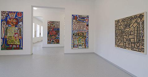 Land steckt 1,3 Mio. Euro in Gugginger Museum (Bild: Art Brut Center Gugging)